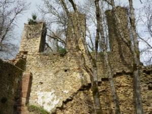 le château de Bourdon